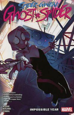 SPIDER-GWEN -  IMPOSSIBLE YEAR TP -  GHOST-SPIDER (2018- ) 02