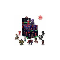 SPIDER-MAN -  BOBBLE-HEAD MYSTERY MINIS SPIDER-MAN SURPRISE -  INTO THE SPIDER-VERSE