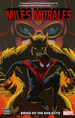 SPIDER-MAN -  BRING ON BAD GUYS TP -  MILES MORALES 02