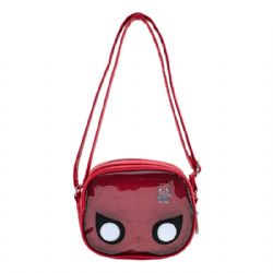 SPIDER-MAN -  CROSSBODY BAG WITH PIN -  LOUNGEFLY