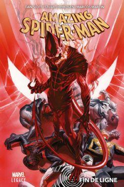 SPIDER-MAN -  FIN DE LIGNE -  AMAZING SPIDER-MAN 02