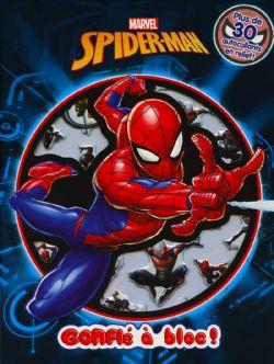 SPIDER-MAN -  GONFLÉE À BLOC