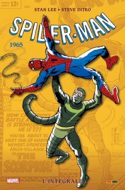 SPIDER-MAN -  INTÉGRALE 1965 (AMAZING SPIDER-MAN) (NOUVELLE ÉDITION)