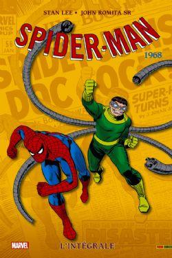 SPIDER-MAN -  INTÉGRALE 1968