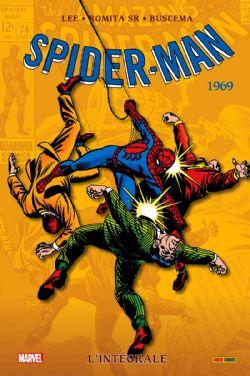 SPIDER-MAN -  INTÉGRALE 1969 (AMAZING SPIDER-MAN) (ÉDITION 2020)