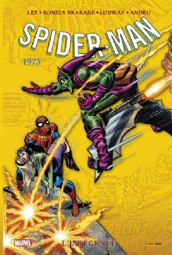 SPIDER-MAN -  INTÉGRALE 1973 (AMAZING SPIDER-MAN) (ÉDITION 2020)