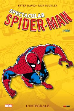 SPIDER-MAN -  INTEGRALE 1986 (SPECTACULAR SPIDER-MAN)