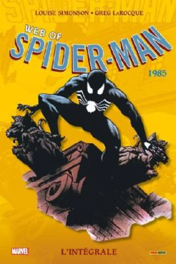 SPIDER-MAN -  L'INTÉGRALE 1985 (NOUVELLE EDITION) -  WEB OF SPIDER-MAN