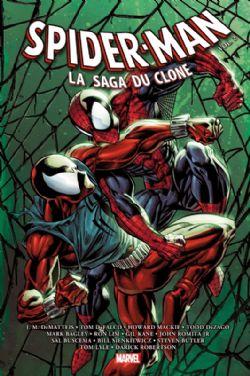 SPIDER-MAN -  OMNIBUS -  SAGA DU CLONE, LA 02