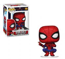 SPIDER-MAN -  POP! VINYL BOBBLE-HEAD OF SPIDER-MAN (HERO SUIT) (4 INCH) -  SPIDER-MAN : FAR FROM HOME 468