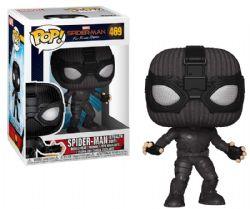SPIDER-MAN -  POP! VINYL BOBBLE-HEAD OF SPIDER-MAN (STEALTH SUIT) (4 INCH) -  SPIDER-MAN : FAR FROM HOME 469