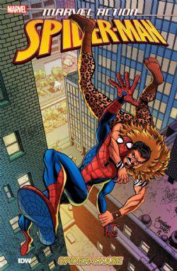 SPIDER-MAN -  SPIDER-CHASE TP -  MARVEL ACTION SPIDER-MAN 2