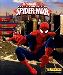 SPIDER-MAN -  SPIDER-MAN - STICKER ALBUM