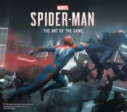 SPIDER-MAN -  THE ART OF THE GAME