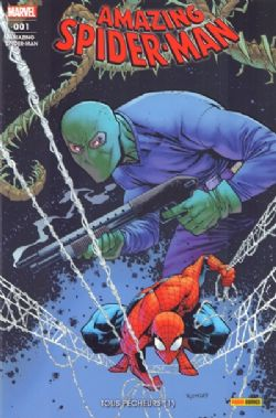 SPIDER-MAN -  TOUS PÉCHEURS -  AMAZING SPIDER-MAN 01