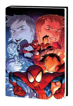 SPIDER-MAN -  USED BOOK - CHAMELEONS HC (ENGLISH) -  ULTIMATE COMICS
