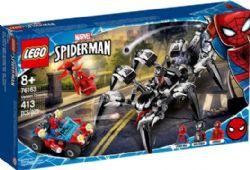 SPIDER-MAN -  VENOM CRAWLER (413 PIECES) 76163