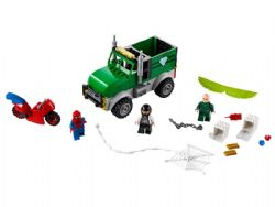 SPIDER-MAN -  VULTURE'S TRUCKER ROBBERY (93 PIECES) 76147
