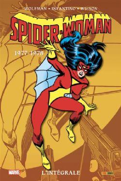 SPIDER-WOMAN -  INTÉGRALE 1977-1978