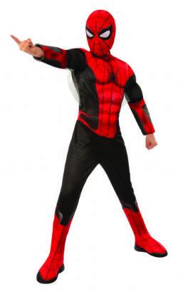 SPIDERMAN -  SPIDER-MAN COSTUME (CHILD)