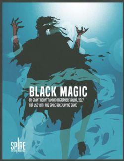 SPIRE: THE CITY MUST FALL -  BLACK MAGIC (ENGLISH)