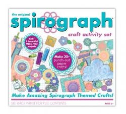SPIROGRAPH -  CRAFT ACTIVITY SET