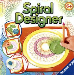SPIROGRAPH -  SPIRAL DESIGNER