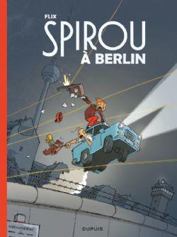 SPIROU -  À BERLIN (EDITION DE LUXE)