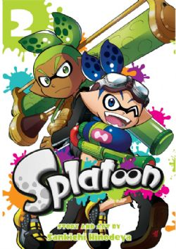 SPLATOON -  (ENGLISH V.) 02
