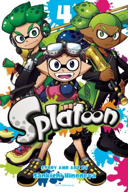 SPLATOON -  (ENGLISH V.) 04