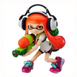 SPLATOON -  SPLATOON GIRL FIGMA ACTION FIGURE (6