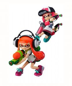 SPLATOON -  SPLATOON GIRL FIGMA ACTION FIGURE (DX EDITION)(6
