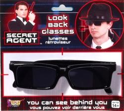 SPY -  SECRET LUNETTE GLASSES - BLACK