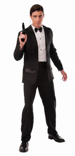 SPY -  TUXEDO COSTUME (ADULT)