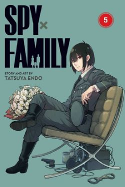 SPY X FAMILY -  (ENGLISH V.) 05