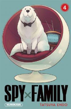 SPY X FAMILY -  (FRENCH V.) 04
