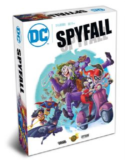 SPYFALL -  DC (ENGLISH)