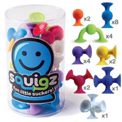 SQUIGZ -  STARTER SET (MULTILINGUAL)