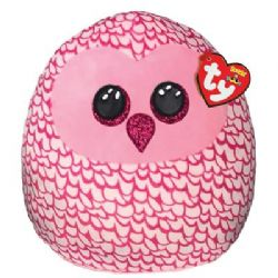 SQUISH A BOOS -  PINKY THE OWL (12