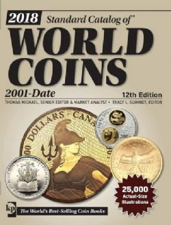 STANDARD CATALOG OF -  2001-DATE (12TH EDITION) -  WORLD COINS 05