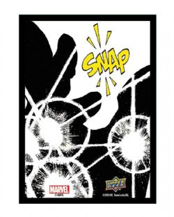 STANDARD SIZE SLEEVES -  MARVEL - THANOS (65)