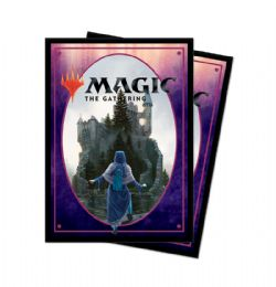 STANDARD SIZE SLEEVES -  MTG THRONE OF ELDRAINE - INTO THE STORY (100)