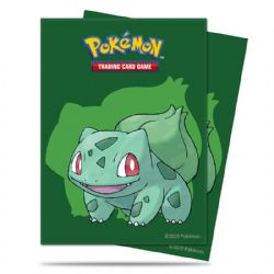STANDARD SIZE SLEEVES -  POKEMON - 65 - BULBASAUR