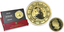 STANDARD TIME -  ATLANTIC TIME (8:00) -  2005 CANADIAN COINS
