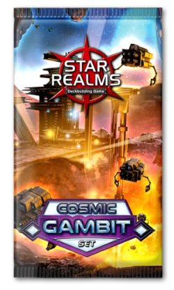 STAR REALMS -  COSMIC GAMBIT SET (FRENCH)