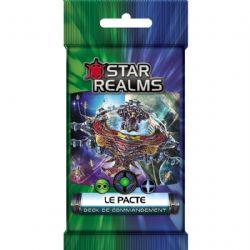 STAR REALMS -  LE PACTE (FRENCH) -  DECK DE COMMANDEMENT