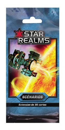 STAR REALMS -  SCENARIOS (FRENCH)