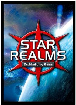 STAR REALMS -  STANDARD SIZE SLEEVES (60)