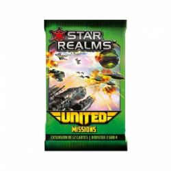 STAR REALMS -  UNITED - MISSIONS (FRENCH)