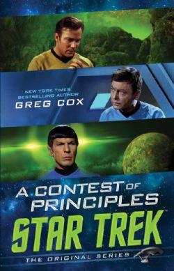 STAR TREK -  A CONTEST OF PRINCIPLES MM -  THE ORIGINAL SERIES
